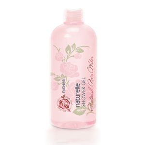 gel dush rose damascena